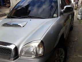 Hyundai Santa Fe 2001 Diesel automatic FOR SALE