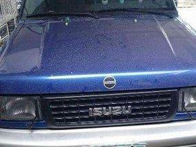 Isuzu Trooper 4x4 V6 3.2 AT Blue SUV For Sale