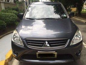 Mitsubishi Fuzion GLX 2012 AT Gray For Sale