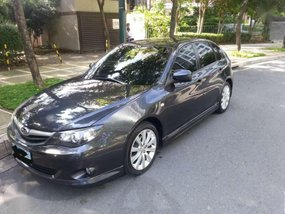 2011 Subaru Impreza 2.0 HB AT Gray For Sale