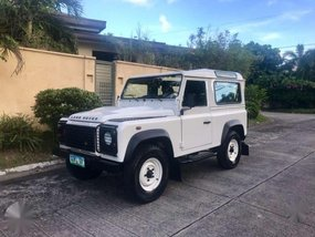 2010 Land Rover Defender 90 diesel local FOR SALE