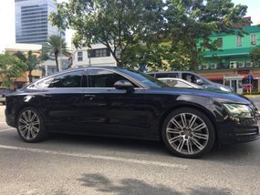 2014 Audi A7 Automatic Gasoline well maintained for sale