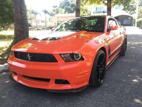 FORD MUSTANG 2012 FOR SALE