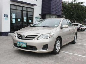 2012 Toyota Corolla 1.6L E MT Gas for sale