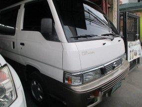 Nissan Urvan 2012 ESCAPADE M/T for sale