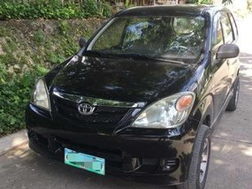 2010 Toyota Avanza J Manual Black For Sale