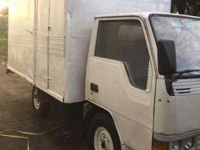 FOR SALE Mitsubishi Canter truck 4w aluminum van 1994