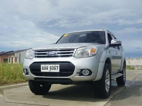 Rush sale Ford Everest 2014 1st owned