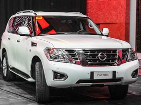 Nissan Patrol Royale 2018 officially arrives in the Philippines