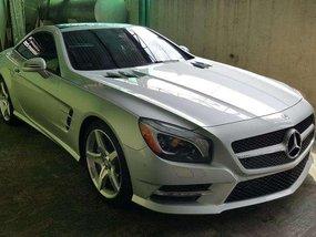 2016 Mercedes Benz SL550 Convertible for sale