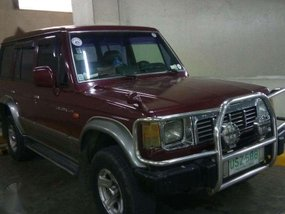 1997 Hyundai Galloper Exceed for sale