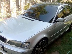 2005 BMW Msport M3 318i AT Silver For Sale