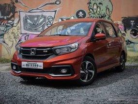 2018 New Honda Mobilio SUV For Sale