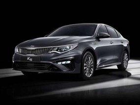 Kia Optima 2018 facelift debuts in Korea