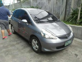 Honda Jazz 1.3 Manual 2008 Gray HB For Sale