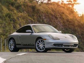 Porsche 911 Carrera 4 SIX SPEED MT Beige For Sale