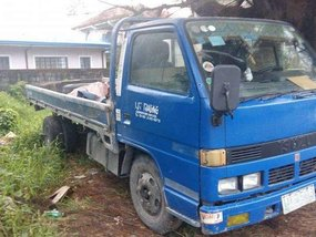 Isuzu Elf 6 Wheelers 4BE1 14ft Blue For Sale