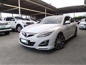 2010 Mazda 6 Automatic White Sedan For Sale