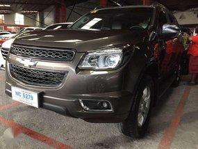 Auto Royale Car Exchange 2015 Chevrolet Trail Blazer LTZ 4x4 AT Diesel