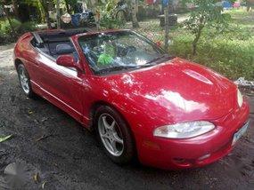 Mitsubishi Eclipse spyder 1997 turbo 4WD for sale