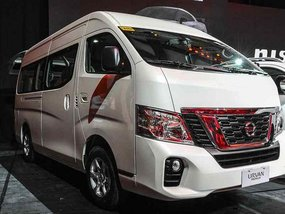Nissan Urvan Premium S 2018 launched in the Philippines