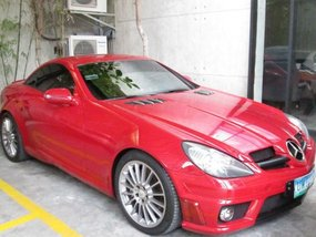 2009 Mercedes-Benz SLK 55 for sale