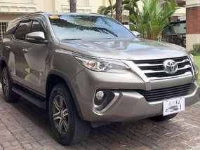 For Sale: 2017 Toyota Fortuner G Diesel