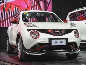 Take a closer look at the all-new Nissan Juke N-Style 2018 with NISMO look