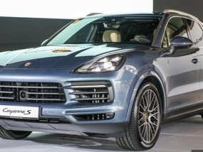 Porsche Cayenne 2018 arrives in Malaysia, open for booking