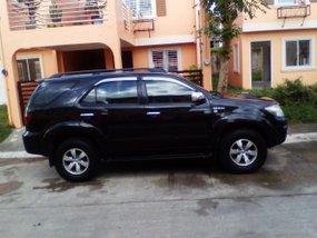 For sale Toyota Fortuner 2006 V diesel 4x4