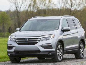 Honda Passport nameplate might come back for an all-new crossover