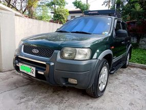 Ford Escape 2002 XLT 4WD for sale