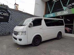 2015 Foton View Transvan MT (Rosariocars) for sale