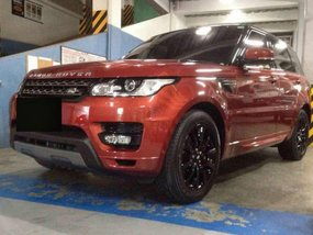 2017 Land Rover Range Rover diesel 15-16 for sale