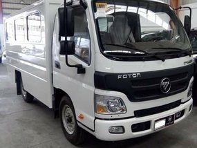 Almost brand new Foton Tornado Diesel 2017  for sale