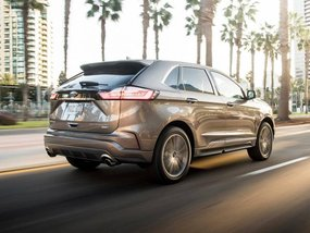 Ford Edge 2019 Titanium Elite Package to be rolled out in Chicago
