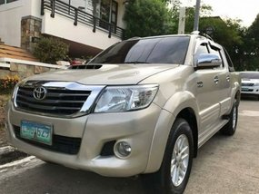 Good as new Toyota HILUX 2013 4x4 G 2013 for sale