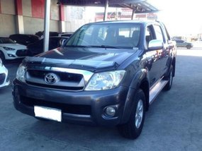 Well-maintained Toyota Hilux G 2008 for sale