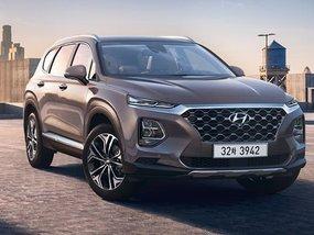 Hyundai Santa Fe 2018 images & details leaked out