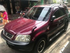 Well-maintained Honda CrV 1996 for sale