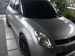 Well-maintained Suzuki Swift 2007 for sale