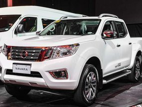 Nissan Navara 2018 rolled out with high-tech update