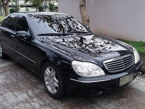 Mercedes-Benz S320 2000 A/T for sale