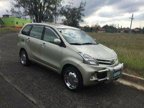 2012 Toyota Avanza E for sale