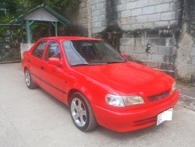Well-maintained Toyota Corola Lovelife 1998 for sale