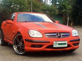 2000 Mercedes Benz Slk for sale