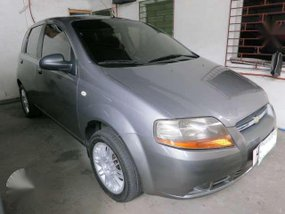 2005 CHEVROLET AVEO - manual transmission - perfect condition for sale