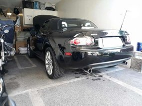 For sale Mazda MX5 NC 2008 Black