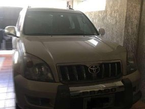 Toyota Land Cruiser Prado VX 2007 for sale