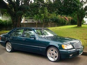 1997 Mercedes Benz SClass for sale